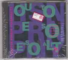 HOUSTON PERSON - PERSONALITY  - CD (NUOVO SIGILLATO)