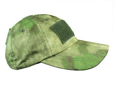 Tactical Baseball Cap - ICC FG Camo - Peak Sun Hat Military Army Airsoft New