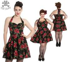Hell Bunny Machine Washable 100% Cotton Dresses for Women