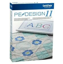 Pe-Design 11 Full Version Embroidery Sew Software + Free Gift â�Instant Delivreyâ�
