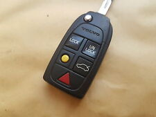 GENUINE VOLVO V40 S40 S60 V60 XC90 5 BUTTON REMOTE KEY FOB ALARM
