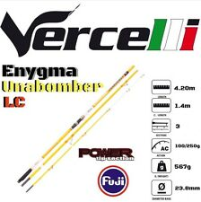 New listing Vercelli Surfcasting Rod Enygma Unabomber 4.20m
