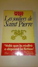 Morris West - Les souliers de Saint Pierre - Plon (1978)