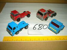 Konvolut Nr. 680 Modellautos MATCHBOX - LESNEY, YATMING, EFSI, Mercedes, Leyland