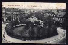 79056 AK Dresden Strehlen Wasaplatz Wasastraße 1918