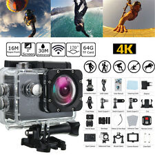 4K 2.0inch ULTRA SJ8000R Wifi Sport Action Camera DV 1080P HD Cam DVR Waterproof