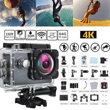 4K 2.0inch ULTRA SJ8000R Wifi Sport Action Camera DV 1080P HD Cam DVR Waterproof