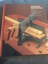 Time Life Home Repair & Improvement Book-Working With Wood