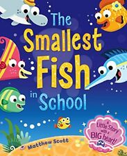 Picture Book: The Smallest Fish in School,Igloo Books Ltd