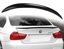 BMW ABS HIGH KICK E90 PERFORMANCE BOOT SPOILER TRUNK M3 CSL REAR 3 SERIES 4 DOOR