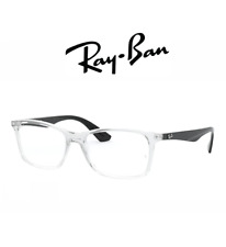 Computer Reading Glasses Ray Ban RB 7047 5943 54 17 140 Transparent + Hoya Lens