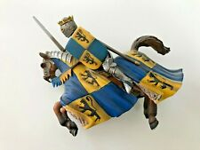 SCHLEICH  -  PRINCE ON  REARED UP HORSE   MODEL 70009 -  NEW & RARE