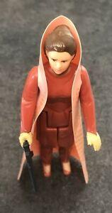 Vintage Star Wars Figure - Princess Leia Organa (Bespin / Turtle) - 1980