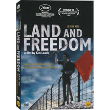 Land and Freedom / Ken Loach (1995) - DVD new