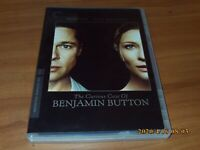 The Curious Case of Benjamin Button (DVD, 2009,2 Disc Criterion)  Read