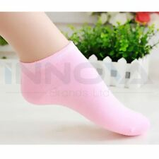 Women's Fashion Cotton Gym Sport Non Slip Massage Yoga Fitness Socks Pink