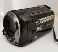 JVC Everio Camcorder Model GZ-MS110BAG Digital Video Camera