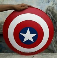 X-Mas Handcrafted Knights Captain America Shield Avengers Shield Replic 22""