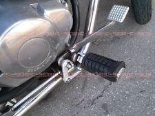 Front Rider Foot Peg For Honda REBEL 250 CMX250 CMX250C CA250 P56 m8#G