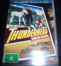 Thunderhead Son Of Flicka (Mary O'haras) (Australia Region 4) DVD – New