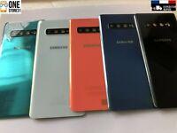 Vitre arrière couvercle cache batterie Samsung Galaxy S10 /S10 plus