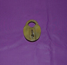 Antique Corbin Brass Padlock Tubular Key Corbin Cabinet Lock Co