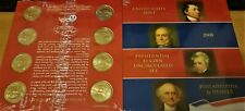 2008 P D Presidential Dollar $1 Uncirculated 8 Coin Set