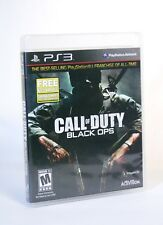 """Sony Playstation CALL Of DUTY Black Ops ( PS3, 2011) """"NEW"""""""