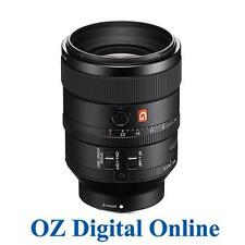 New Sony FE 100mm F2.8 STF GM OSS Full Frame Lens 1 Year Au Wty
