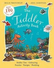 The Tiddler Activity Book by Julia Donaldson (Paperback, 2014)