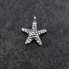 Thai Hill Tribe Silver Starfish Charm (HTCST01)