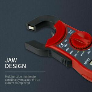 AC DC Current Volt Amp Tester sq digital electric clamp meter MT87 multimeter