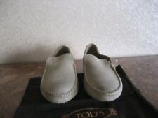 """TOD'S SUEDE """"GOMMINI"""" LOAFERS SZ 6.5"""