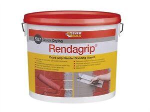 Everbuild 507 RENDAGRIP Extra Grip Render Bonding Agent - 10L