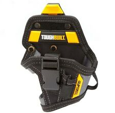 TOUGHBUILT Lithium-Ion Drill Holster Black Belt Pocket Pouch Hook Tool Loop