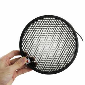 60 Degree Aluminum Honeycomb Grid for Profoto Zoom Reflector 2 Grid holder