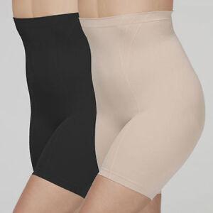 Your Secret Control Shapewear - High Waist Long Leg Shapers 1 Black & 1 Nude