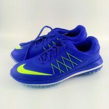 online store 8daef a7fdb Nike Lunar Control Vapor Golf Shoes - Blue Volt - 849979-400 - Women s
