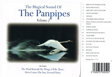 Magical Sound of Panpipes Vl.2 - Various (1996) CD