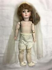 "Murial Kramer Byron 19"" Porcelain Antique Reproduction Doll"