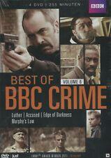 Best of BBC Crime : Volume 6 (4 DVD)