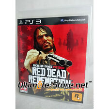 Jeu PS3 - PlayStation 3 - Red Dead Redemption - VF - Neuf sous Blister Officiel