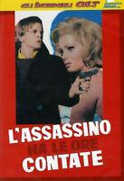 L'Assassino Ha Le Ore Contate - Raro Dvd Fuori Catalogo - Nuovo Sigillato