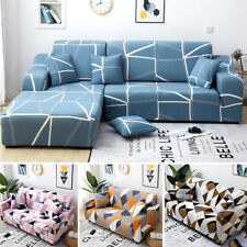 Stretch Slipcovers Elastic Sofa Cover for Living Room Couch Cover L Shape Seat