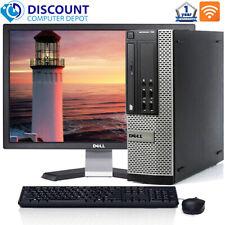 Dell Optiplex School Computer Core i5 8GB 500GB HD Windows 10 Pro Wifi 19