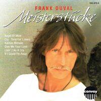 (CD) Frank Duval - Meisterstücke - Angel Of Mine, Give Me Your Love, Todesengel