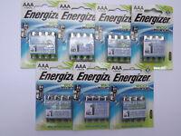 Energizer Eco Advanced Lote 28 Pilas AAA LR03 Alcalina 1,5 V 7 PAQUETES DE X 4