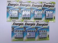 Energizer Eco Advanced Lot 28 Piles AAA LR03  Alkaline 1,5 V   7 PACKS X 4  NEUF