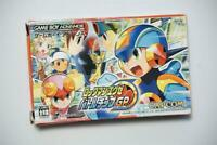 Game Boy Advance Rockman EXE GP boxed Japan GBA Game US Seller