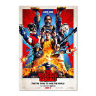 The Suicide Squad - James Gunn 2021 Movie Theatrical Art - High Quality Prints